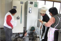 自動培養装置によるEM活性液作り